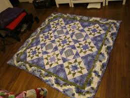 52 Weeks - My Tales of Resolution: February 2011 & I love this quilt. The pattern came for