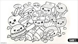 coloring in page. Beautiful Page Kawaii Coloring Pages Best Of In Page With R