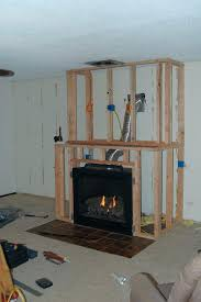 build fireplace amazing fireplace and built ins build fireplace mantels build fireplace