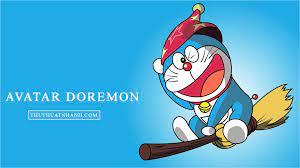 Tải ảnh avatar Doremon đẹp nhất cho Facebook, Zalo