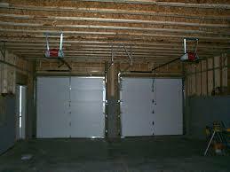 installing garage door openers how to install a roll up garage door opener replace garage door