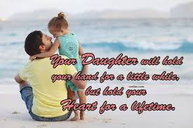 Beautiful Quotes On Father Best of 24 Most Beautiful Father Daughter Quotes Inspirational Father