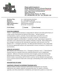 Sample Resume For Administrative Assistants Administrative Resume Templates 2019