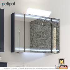Pelipal Cassca Spiegelschrank 100 Cm Mit 3 Türen Impulsbad
