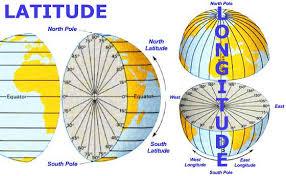 Basic Map Reading Latitude Longitude