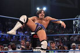 The Real Life of Joey Ryan the Wrestler Who Flips People With His.