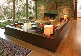 sunken living room designs the perfect conversation pits2 best