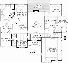 one story floor plans with two master suites ranch floor plans with 2 master suites awesome