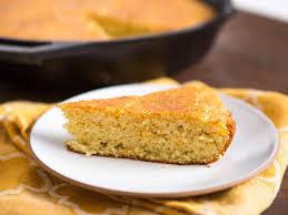 southern style unsweetened cornbread recipe