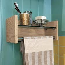 wall shelves for bathroom photo 1