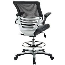 office drafting chair. Modway Edge Drafting Stool In Black Office Drafting Chair L