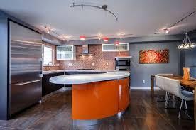 modern curved kitchen island. 16 Divine Modern Kitchen Designs With Curved Island
