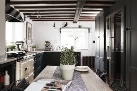 page rustic elements. Project For This Thatched Cottage (approximate Age: 250 Years Old) Had To Solve The Mix Of Old, Rustic Elements With Modern Appliances And Materials. Page