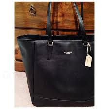 Coach Madison In Signature Medium Black Satchels AAV In Your Life Will Be A  Great View