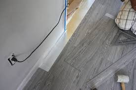 charming how to install vinyl plank flooring over tile for your house design installing vinyl
