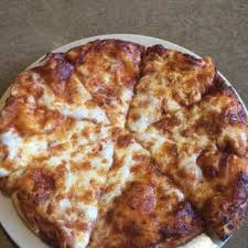 photo of round table pizza on wa united states cute little personal