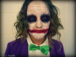 how to do the joker makeup