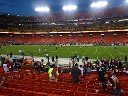 Fedexfield View From Lower Level 141 Vivid Seats
