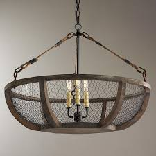 alluring wire basket chandelier 25 best ideas about wire basket chandelier on diy