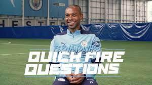 Manchester City - FERNANDINHO | QUICKFIRE QUESTIONS