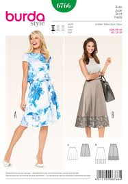 Burda Patterns Gorgeous Burda 48 Burda Style Skirts