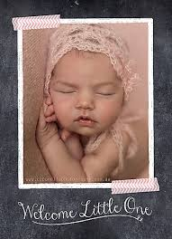 Print Baby Announcement Cards Free Birth Announcement Card With Newborn Photography In Sydney
