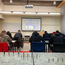 Image result for bc firearms academy classroom jibc