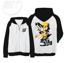 Áo Khoác Naruto Hokage Đệ Tứ Namikaze Minato