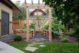 Small Picture 51 Vegetable Garden Trellis Designs Garden Design Ideas