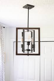 nook lighting. Beautiful Light And Bright Breakfast Nook - I Love The Contrast Of  Bronze Lighting L