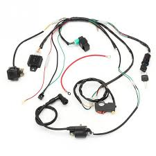 popular complete wiring harness buy cheap complete wiring harness Complete Wiring Harness complete electric start engine wiring harness loom quad bike(china (mainland)) complete wiring harness kit