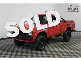 1981 Toyota Pickup for Sale   ClassicCars.com   CC-970316