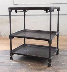 Vintage Metal Kitchen Cart Cast Iron Kitchen Cart Cliff Kitchen
