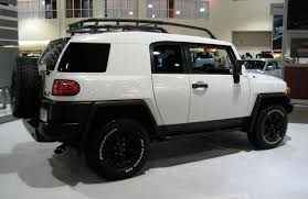 Toyota FJ Cruiser Trail Teams Special Edition : 2008 | Cartype