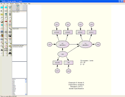 solutions for automatical sem diagrams commercial here is an amos approach