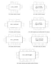 length of dining table for 8 length of dining table for 8 dining 8 seat dining