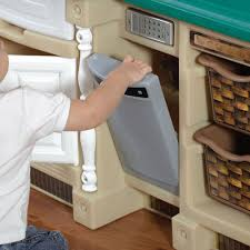 Play Kitchen Lifestyle Deluxe Kitchen Kids Play Kitchen Step2