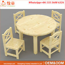 china preschool classroom furniture children wooden round classroom tables for china classroom tables round classroom tables