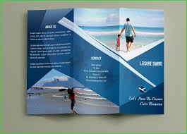 What To Include In A Travel Brochure Best Of Tri Fold Brochure