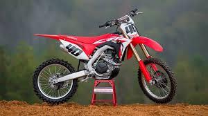 2018 honda 2 stroke. wonderful honda 2018 honda crf250r youtube within motocross in honda 2 stroke