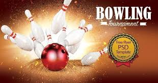 Bowling Event Flyer Template Bowling Tournament Ree Psd Flyer Template Free Download 28311 Styleflyers