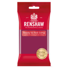 Renshaw Fondant Icing Renshaw Baking