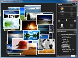 photo collage template powerpoint autocollage automatically create amazing collage from memorable photos