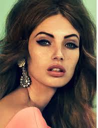 1960s retro makeup 1960s makeup