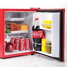 refrigerator amazon. classic coca-cola design refrigerator amazon