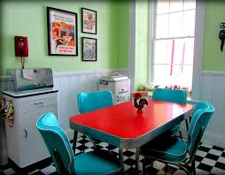 Retro Formica Kitchen Table Vintage Formica Table For Kitchen And Dining Room Table Design Ideas