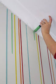 34 cool ways to paint walls diy