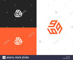 999 Design Logo Logo Three Digits 9 Combination Number 999 Suitable For A