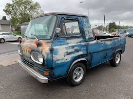 Ford Econoline Pickup Classics for Sale - Classics on Autotrader