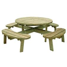 supersaver commercial round picnic table barco s fabulous picnic table round google image result for withamtimbercouklibrary